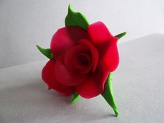 How to make a Fimo flower ring