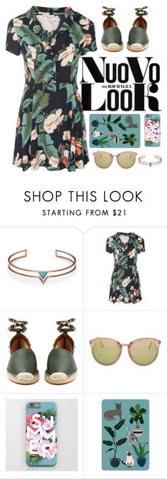 """""""Shadow"""" by fanfanfanfannnn ❤ liked on Polyvore featuring FOSSIL, Valentino, Topshop and Avenida Home"""