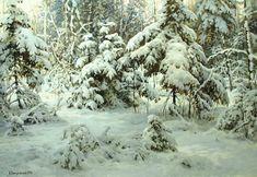 красота русского пейзажа – 09