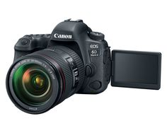 Canons new 6D Mark II looks like a great update for its entry level full-frame camera