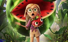 Cloudy With A Chance Of Meatballs 2 Stills