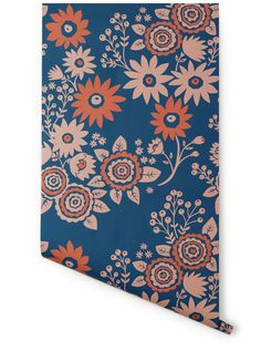 Hygge & West   Daisies (Blue)