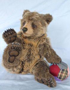 Новый медвежонок Joanne Kelly Livingston.