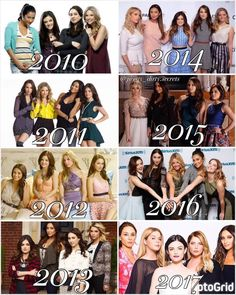 2010-2017|Pretty Little Liars