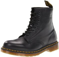 Dr. Martens Men's 1460 Re-Invented 8 Eye Lace Up Boot - http://authenticboots.com/dr-martens-mens-1460-re-invented-8-eye-lace-up-boot/