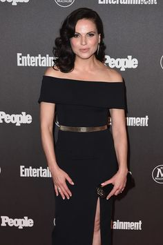 Lana Parrilla attends the Entertainment Weekly & People Upfronts party 2016 at Cedar Lake on May 16, 2016 in New York City.