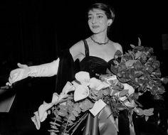 Α tribute to Divina Maria Callas ( her life in photos)