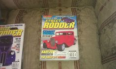 I'm selling STREET RODDER APRIL 1998 - $13.99 #onselz