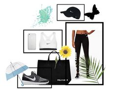 """#ContestOnTheGo #ContestEntry#sporty"" by laura-vanessa-malaika on Polyvore featuring NIKE, Native Union, Hunter, contestentry, sportystyle and ContestOnTheGo"