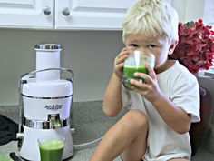 Mommy Unsensored: Healthier Kids-Juicing