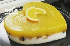 Portakalı Halleyli Pasta Tarifi