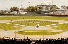Municipal Stadium at 22nd & Brooklyn in Kansas City