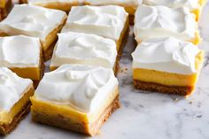 Key Lime Pie Bars With Vanilla Wafer Crust Recipe - NYT Cooking