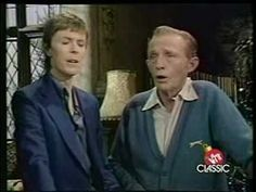 David Bowie and Bing Crosby: The Story Behind Their Christmas Duet