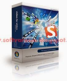 Softwares,Games,Wallpapers,Books,Mobiles Apps registered Version Free Download: Video to Video Converter Portable 2.9 Build 2.9.6....