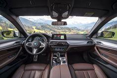 The #BMW #5series Sedan