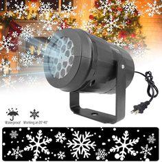 Projecteur De Lumière LED Pour Le Jardin de Noël – French Lovley Gifts