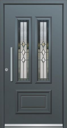 ATE 1064 Door Design, House Design, House Entrance, Country Style, My Dream Home, My House, House Plans, Windows, Doors