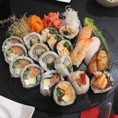 Randka z Mężem  #sushi #hanasushi