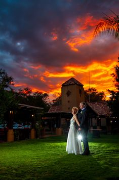 When you get a sunset like this, you can only smile and enjoy. South African Weddings, Tie The Knots, Celebrity Weddings, Portrait Photographers, Bride Groom, Wedding Photos, Happiness, Wedding Photography, Smile