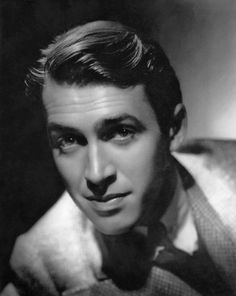 James Stewart, 1938, photo by Ted Allen