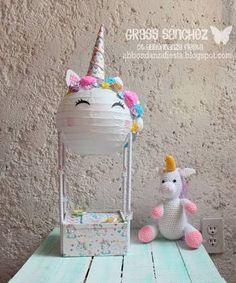 Resultado de imagen para fiesta de unicornio