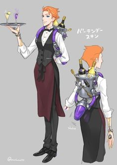 They should totally make this a skin Overwatch Costume, Overwatch Memes, Overwatch Fan Art, Overwatch Skin Concepts, Widowmaker, Paladin, Game Art, Cool Art, Concept Art