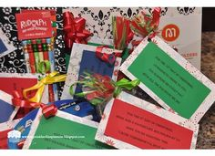 A Sprinkle of Inspiration: 12 Days of Christmas Teacher Gifts