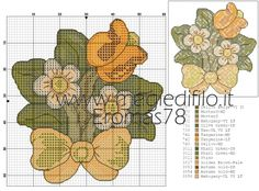Mini Cross Stitch, Cross Stitch Heart, Beaded Cross Stitch, Cross Stitch Flowers, Cross Stitch Embroidery, Cross Stitch Patterns, Yarn Crafts, Diy And Crafts, Swedish Weaving