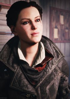 (I'm using this as makeup reference) Evie Frye - Assassins Creed Syndicate Assassian Creed, All Assassin's Creed, Assassins Creed Evie, Jacob And Evie Frye, Female Assassin, Life Is Strange, Cosplay, Audi, Backgrounds