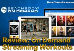 Beachbody On Demand Review - Is It The Netflix of Fitness?  READ ON...   #Fitness #Health #HomeFitnessGurus #Nutrition #Exercise Fitness Programs, Workout Programs, Home Exercise Program, 21 Day Fix, You Fitness, Beachbody, At Home Workouts, Netflix, Nutrition