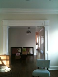 Love the moulding