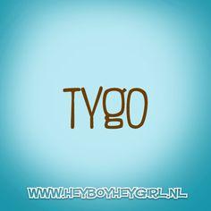 Tygo (Voor meer inspiratie, en unieke geboortekaartjes kijk op www.heyboyheygirl.nl)