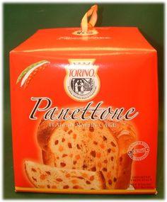 Plain Panettone Cake