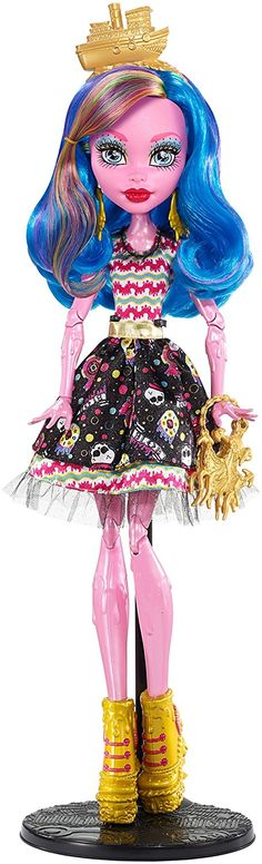 Shriek Wrecked - Gooliope Jellington u201cCorsaireu201d monster high - copy monster high gooliope jellington coloring pages