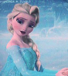 Frozen Photo: Elsa and Anna