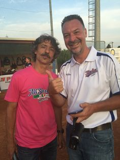 All Star Softball - Saronno  Faso e Michele Gallerani