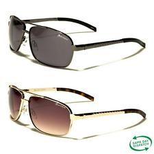 New Black Aviator Vintage Retro Mens Ladies Unisex Oxigen Sunglasses UV400 OX4