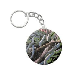 Jungle Keychain