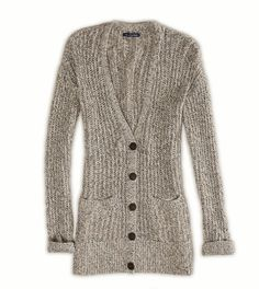cardigan sweater - just saying I need this sweater