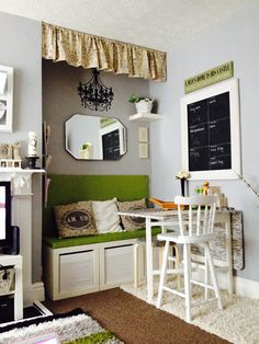 LIVING WITH A SPLASH OF GREEN | Grillo Designs