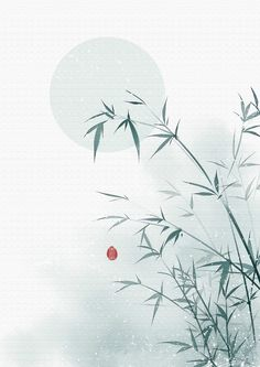 Japanese Painting, Chinese Painting, Wallpaper Fofos, Chinese Artwork, Art Asiatique, China Art, Japan Art, Ancient Art, Flower Art