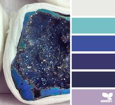 mineral hues - another one that is near perfect for house colors; Glo is making a window now with nearly these exact hues.