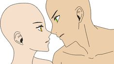Misaki and Usui base by Kera73