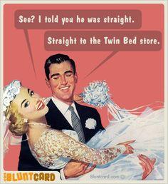 G Funny Blunt Cards | laundry answer headache wife husband laundry load hand bawhahahaha