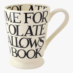 Seconds Black Toast All Over Cocoa Mug