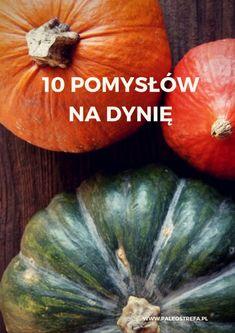 10 pomysłów na dania z dyni