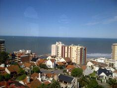 Lindo dia de sol en Mar del Plata