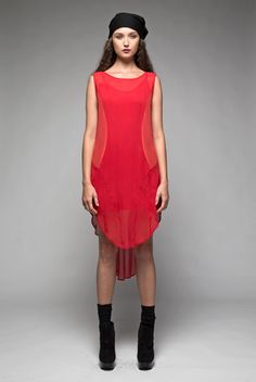 Taylor 'Follow the line' collection, Winter 2013 www.taylorboutique.co.nz Taylor Boutique - Linear Dress