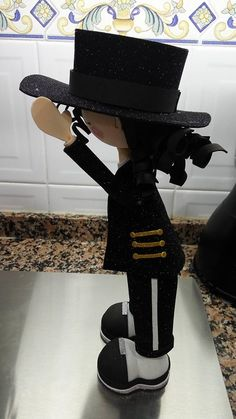 Fofucha de Michael Jackson